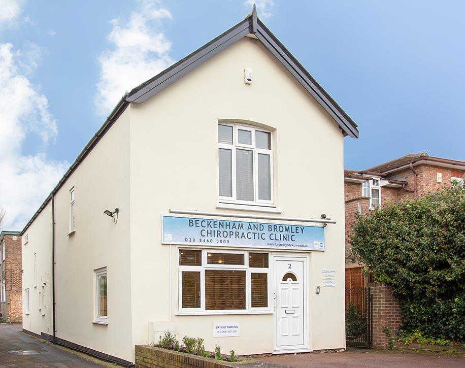 beckenham-&-bromley-chiropractic-exterior